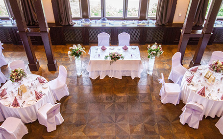 Hotel & restaurant Vetruše - Weddings